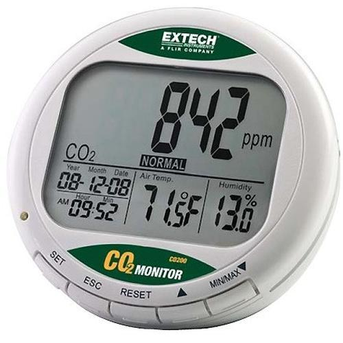 Vochtmeters Extech CO210 CO2 Meter